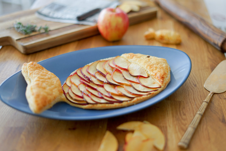 Recette Tarte Fine Pommes Poisson 11