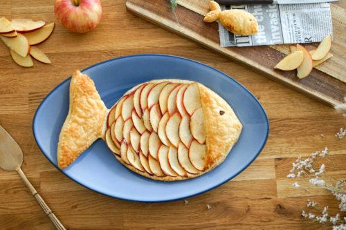 Recette Tarte Fine Pommes Poisson 13