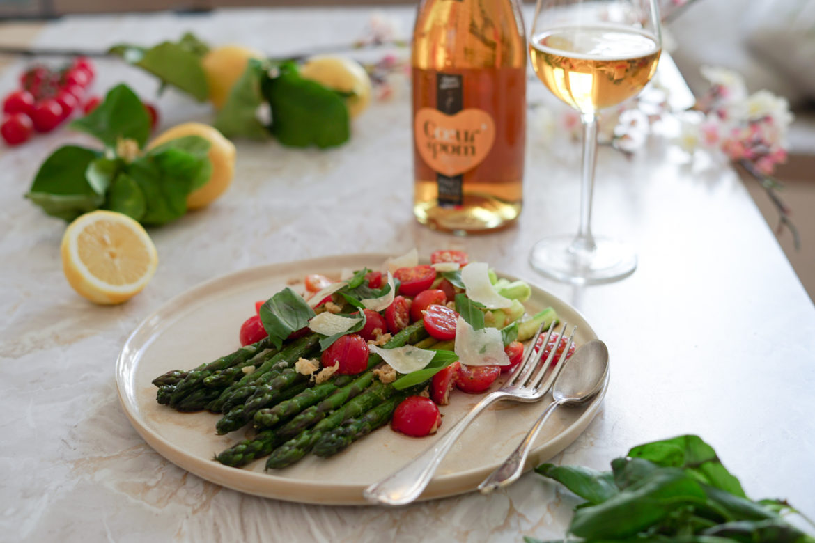 Recette Asperges Italienne Cdp 3