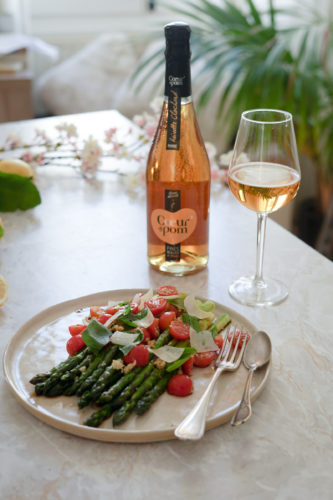 Recette Asperges Italienne Cdp 6