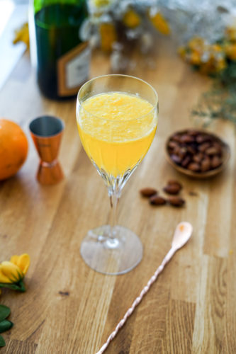 Recette Champagne Mimosa 2