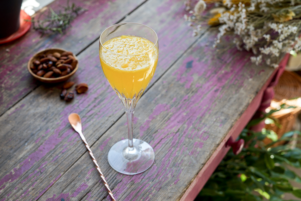 Recette Champagne Mimosa 9