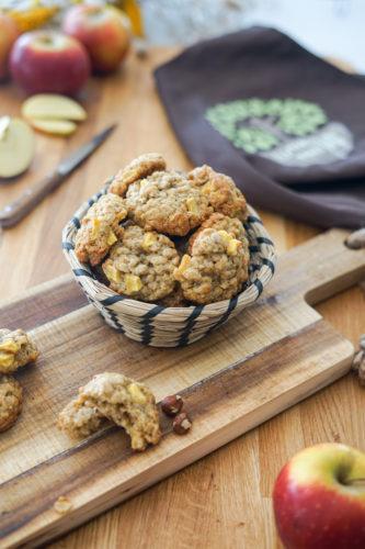 Recette Cookies Pomme Avoine 17