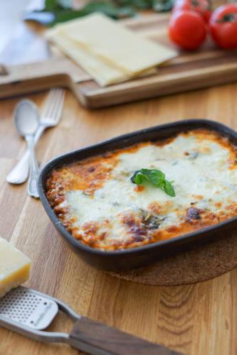 Recette Lasagne Bolognaise Vegetarienne 3
