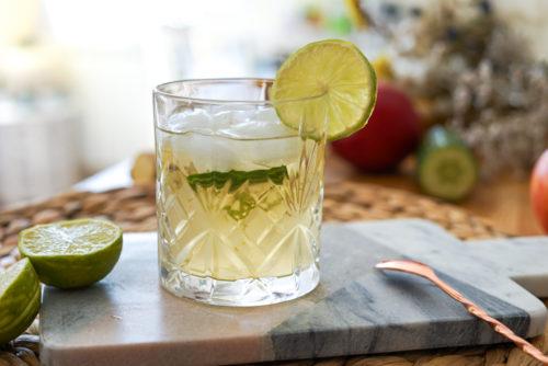 Recette Mocktail Pomme Gingembre 9