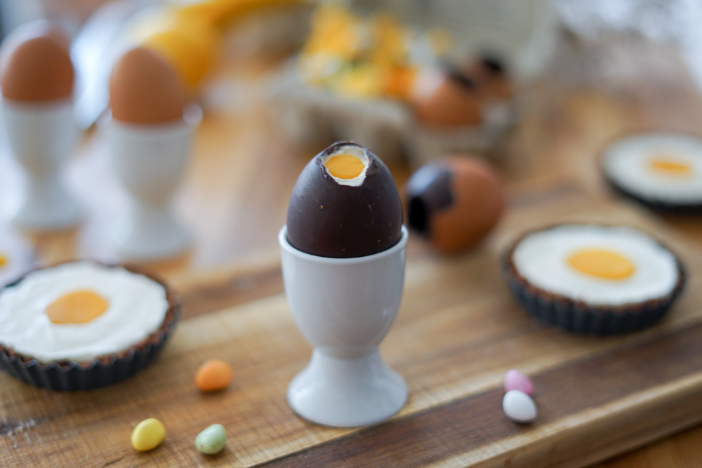 Recette Oeuf Chocolat Paques
