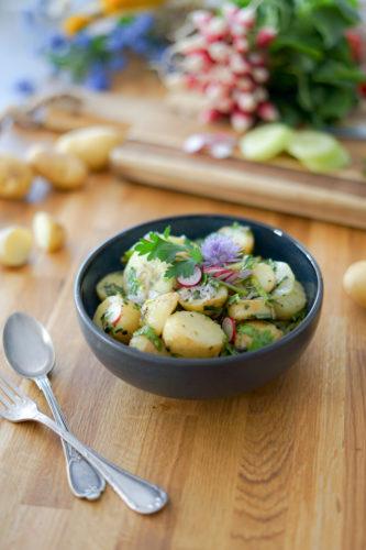 Recette Salade Pomme De Terre De Primeur 6