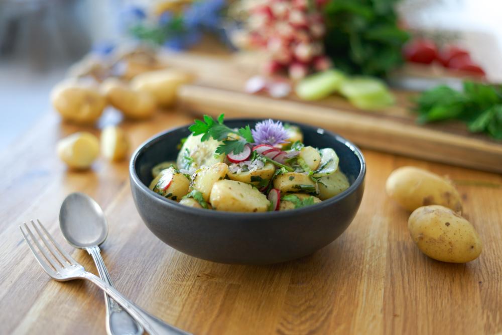 Recette Salade Pomme De Terre De Primeur 8