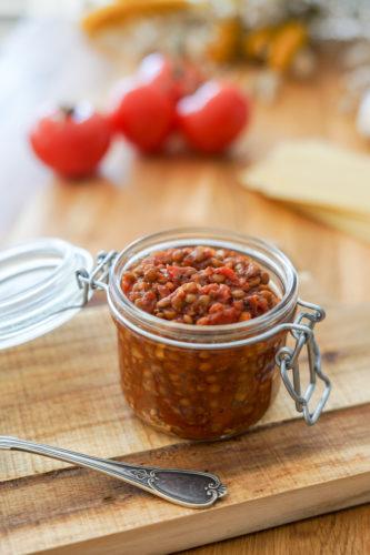 Recette Sauce Bolognaise Lentilles 6