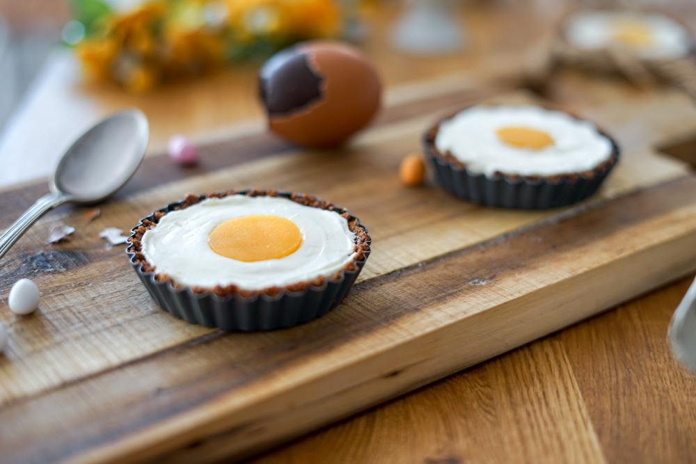 Recette Tarte Oeuf Cheesecake Paques 2