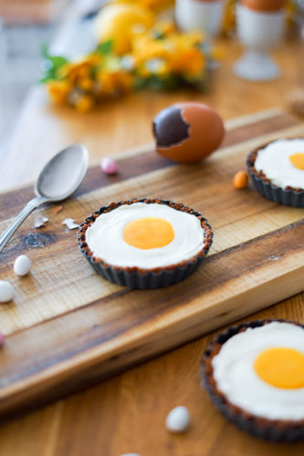 Recette Tarte Oeuf Cheesecake Paques 5