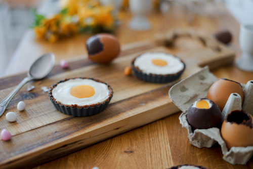 Recette Tarte Oeuf Cheesecake Paques 8