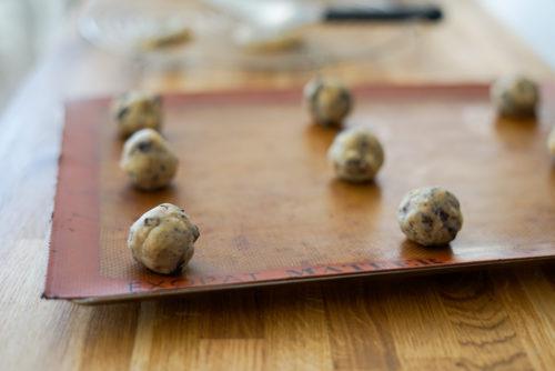 Recette Cookies Chocolat Noisette 8