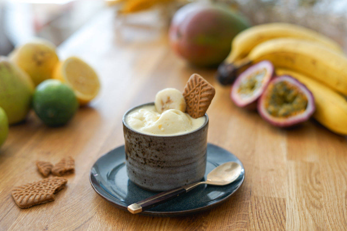 Recette Glace Mangue Yaourt Vf 6