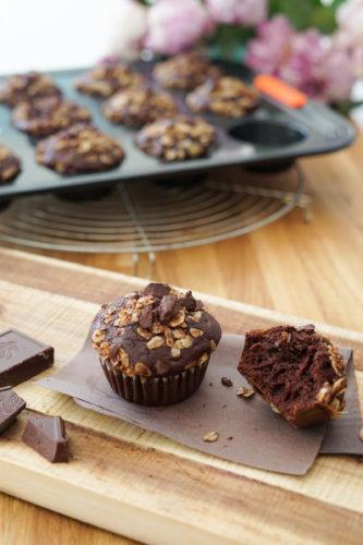 Recette Muffins Chocolat Natureo Sans Pack