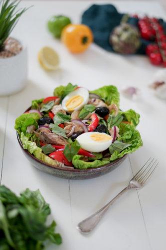 Recette Salade Nicoise Eat 2