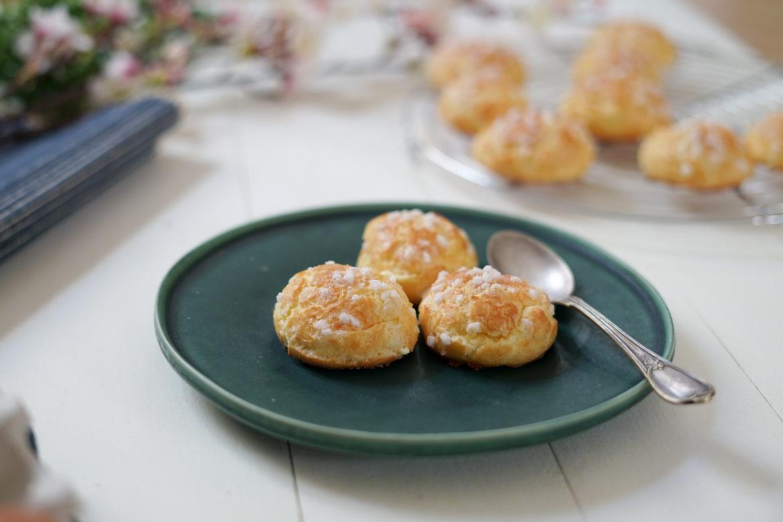 Recette Chouquette Oranger Eat 3