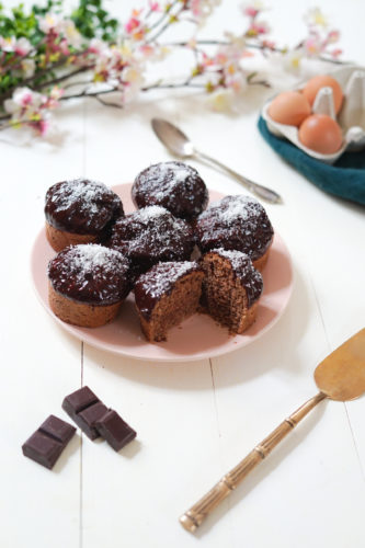 Recette Muffins Chocolat Coco Eat 2