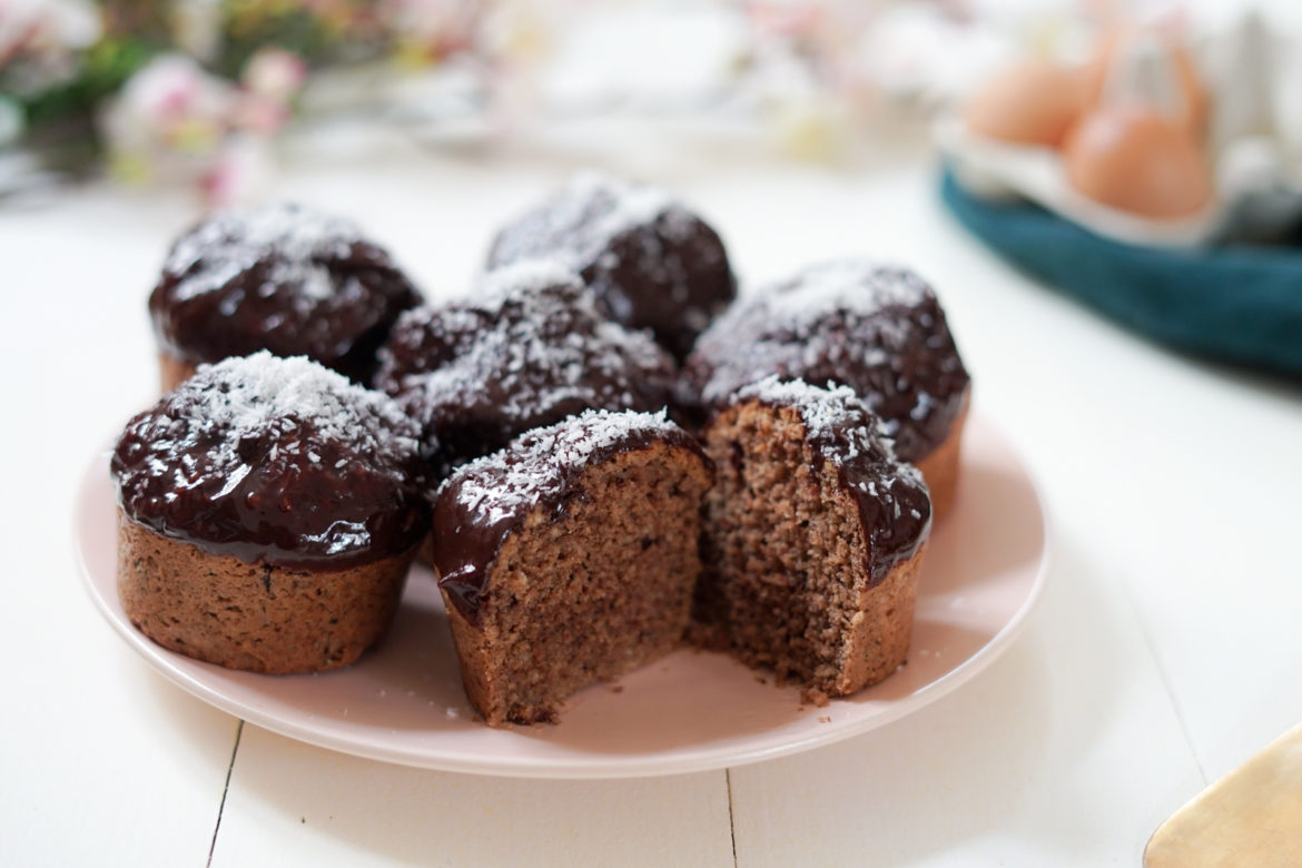 Recette Muffins Chocolat Coco Eat 4