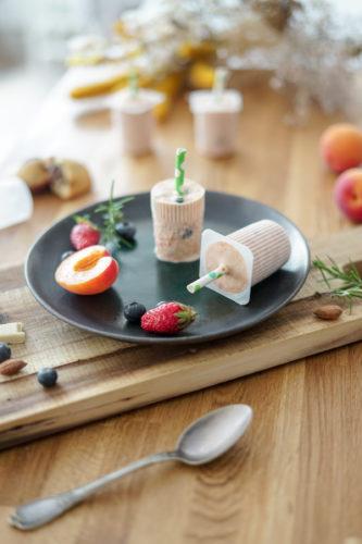 Recette Popsicles Abricot Romarin 9