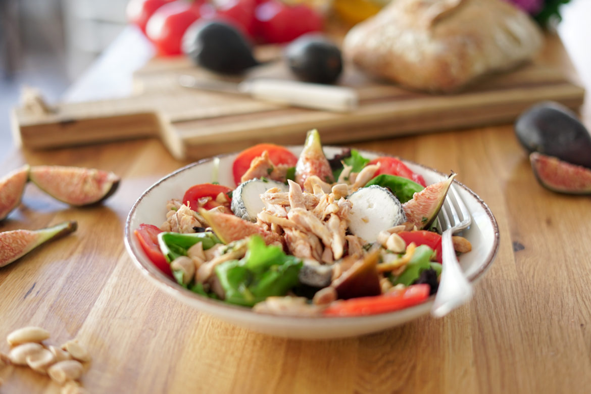 Recette Salade Lapin Figue
