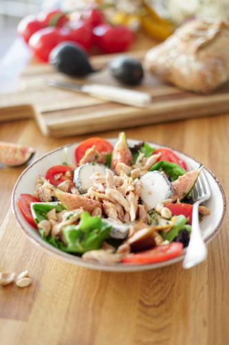 Recette Salade Lapin Figue 5