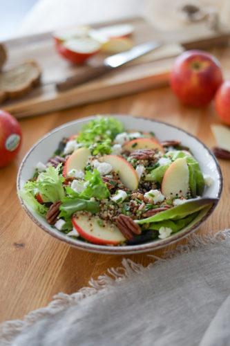 Recette Salade Pomme Croquante Antares 7