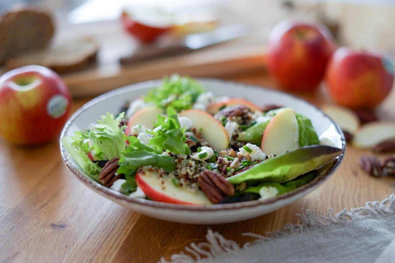 Recette Salade Pomme Croquante Antares 8