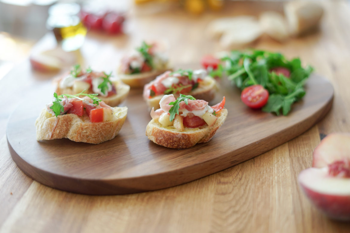 Recette Bruschetta Version Femina 2