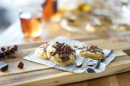 Recette Cookies Sebastien Cdp 10