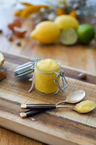Recette Lemon Curd Citron 2