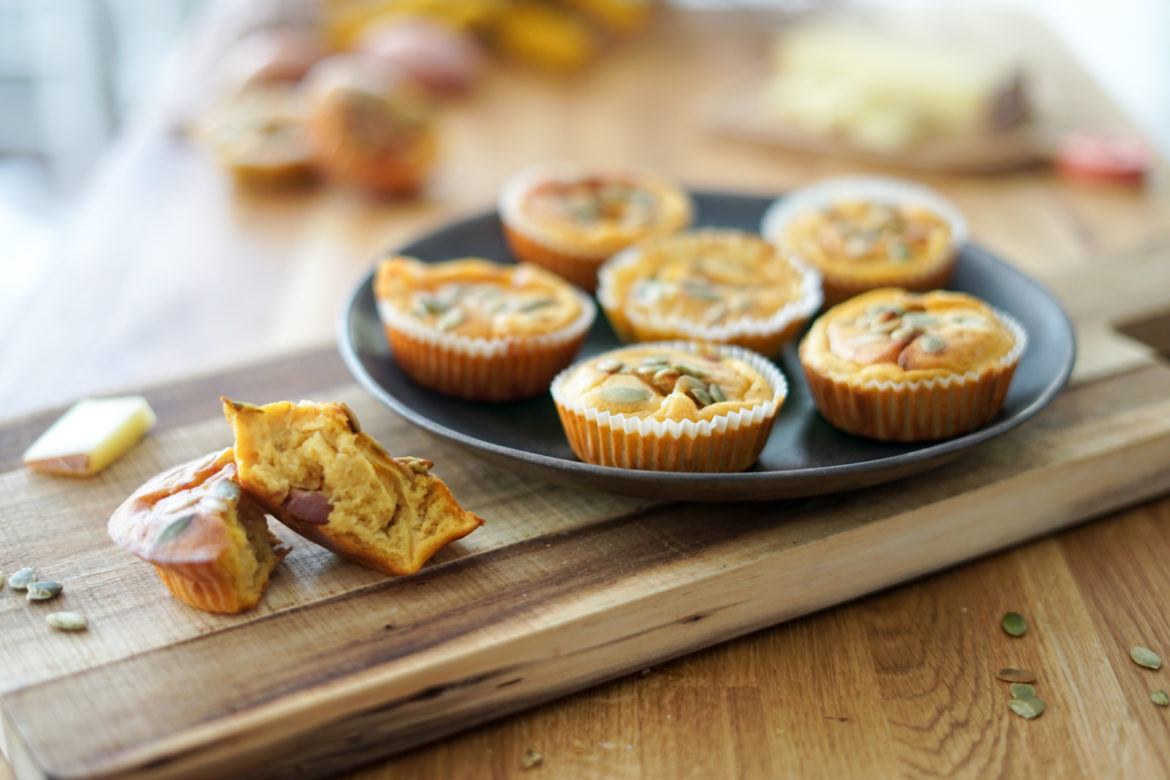 Recette Muffins Patate Douce Picard 4