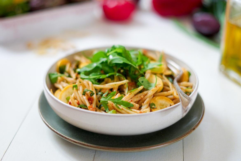Recette Salade Pates Pesto Eat 2