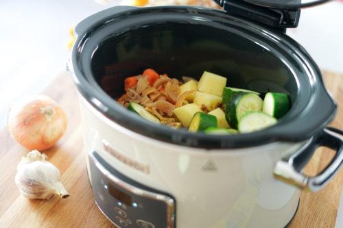 Recette Couscous Vegetarien Crockpot 2