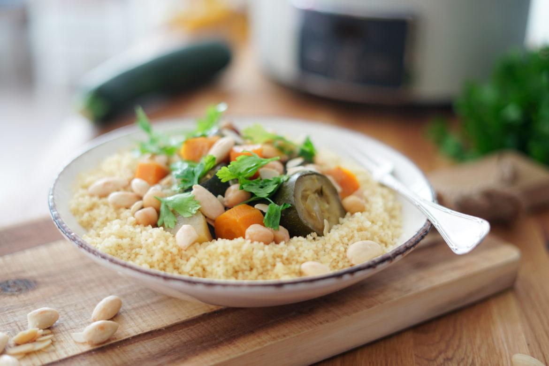Recette Couscous Vegetarien Crockpot 4