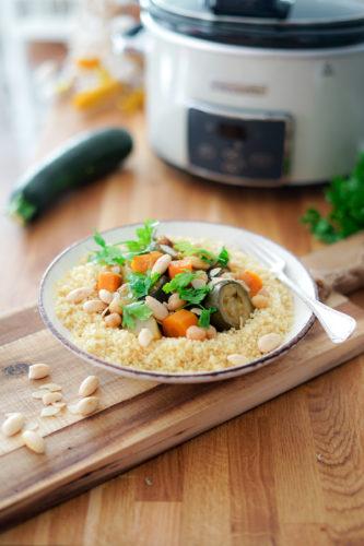 Recette Couscous Vegetarien Crockpot 9