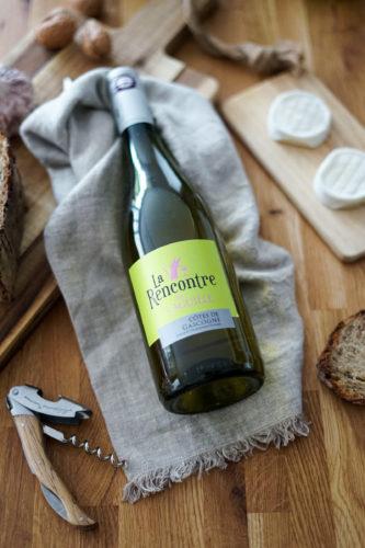 Accord Croque Monsieur Vin Cotes Gascogne