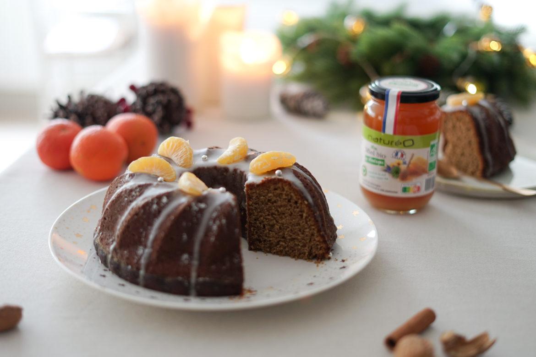 Recette Bundt Cake Ginger 9