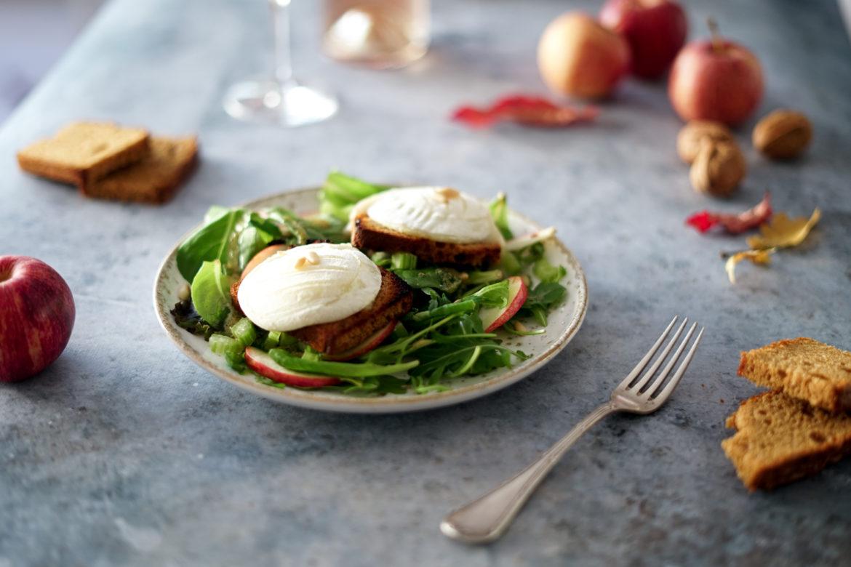 Recette Salade Chevre Chaud Bois 6