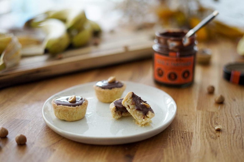 Recette Tarte Chocolat Banane 25
