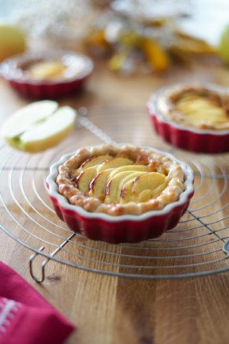 Recette Tarte Vergeoise Pommes Limousin 2