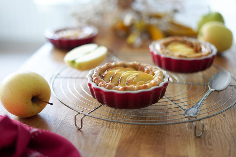 Recette Tarte Vergeoise Pommes Limousin 3