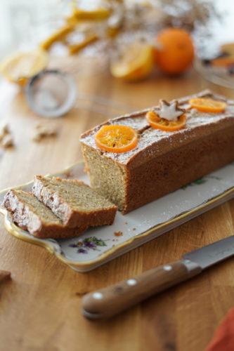 Recette Cake Orange Amande 12