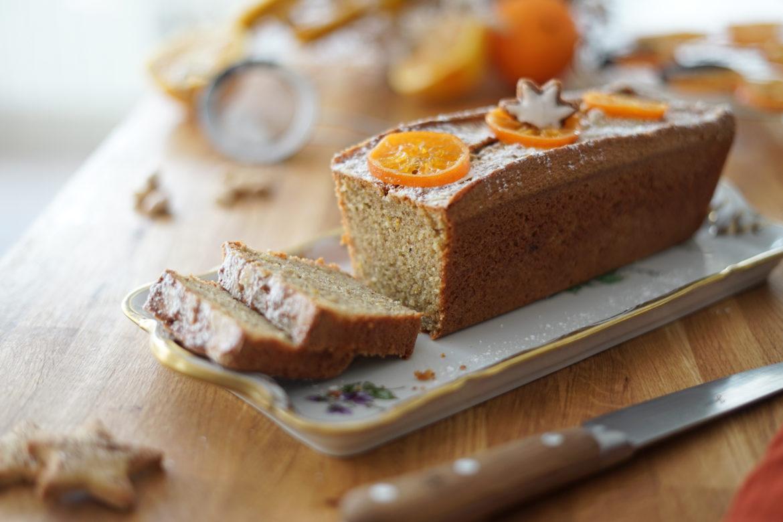 Recette Cake Orange Amande 5