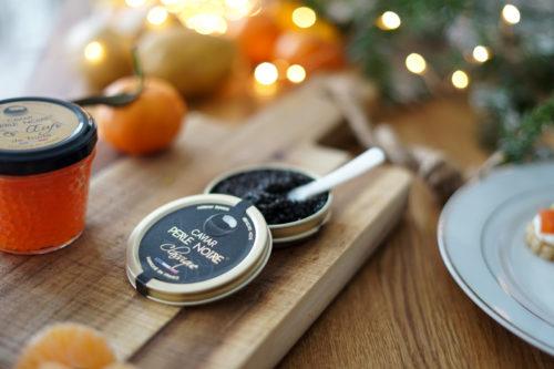 Recette Caviar Perle Noire 24