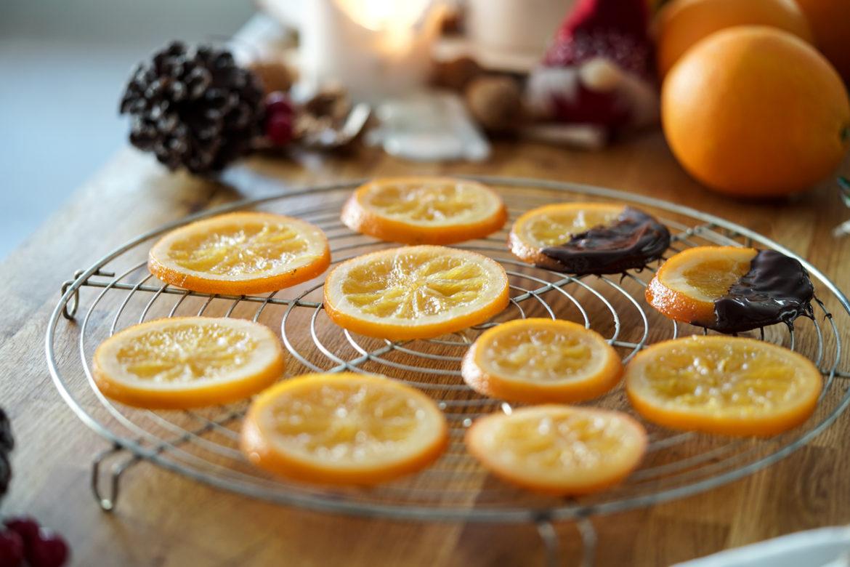 Recette Orange Confite 4