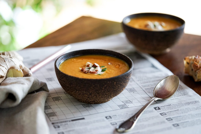 Recette Soupe Patate Douce Lait Coco 8