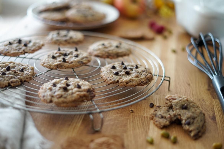 Recette Cookies Speculos Chocolat 5
