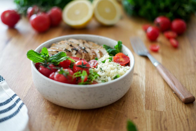 Recette Couscous Bowl Herbes 18