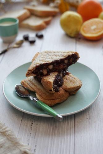 Recette Croque Monsieur Poire Creme Marron Chocolat 4